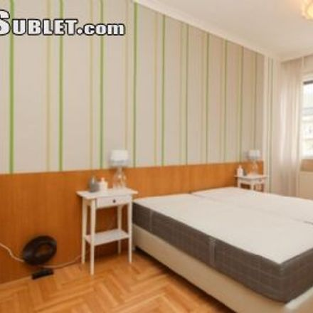 Rent this 1 bed apartment on Budapest in Erzsébet tér, 1051