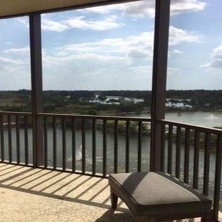 Rent this 3 bed condo on Riva Del Lago Dr in Villas, FL