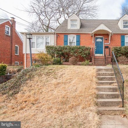 Rent this 4 bed house on 9022 49th Place in College Park, MD 20740