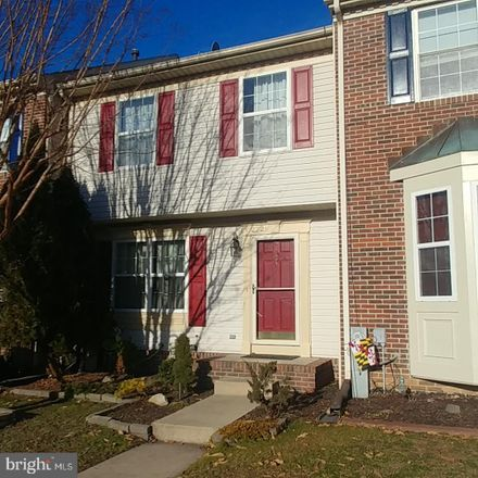 Rent this 3 bed townhouse on 2220 Historic Drive in Old Dixie Manor, MD 21050