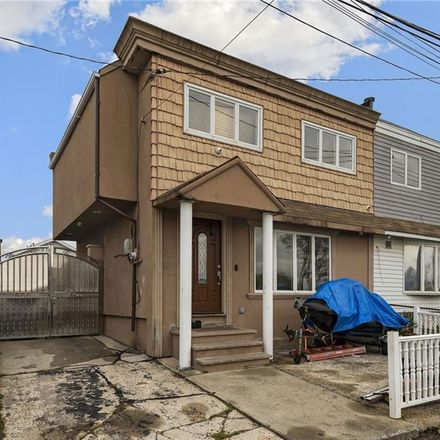 Rent this 3 bed house on 1st St in Howard Beach, NY