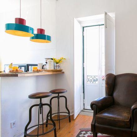 Rent this 2 bed apartment on Largo do Outeirinho da Amendoeira in 1100-473 Lisbon, Portugal