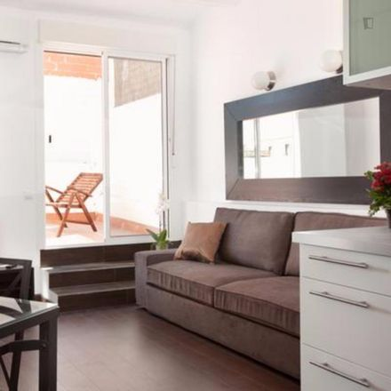 Rent this 1 bed apartment on 한인마트 이식품 in Carrer de Sicília, 08088 Barcelona