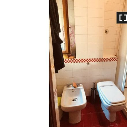 Rent this 1 bed room on Via di Casal de' Pazzi in 00156 Rome RM, Italy
