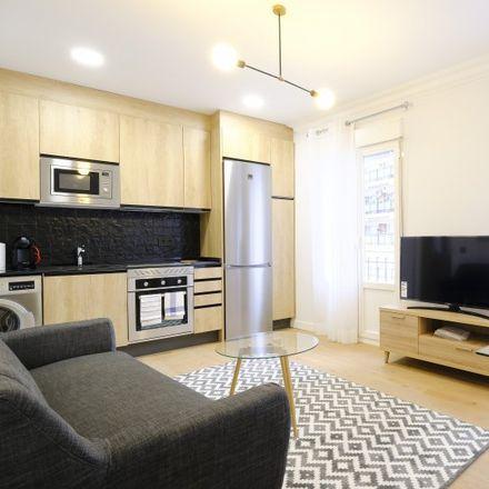 Rent this 1 bed apartment on Mesón O'Grove in Calle de Saavedra Fajardo, 16