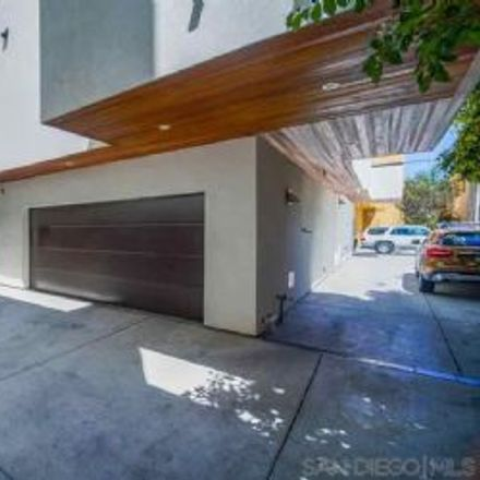 Rent this 2 bed townhouse on 4069 Albatross Street in San Diego, CA 92103