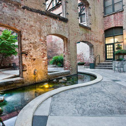 Rent this 1 bed apartment on 1000 North Laburnum Avenue in East Highland Park, VA 23223