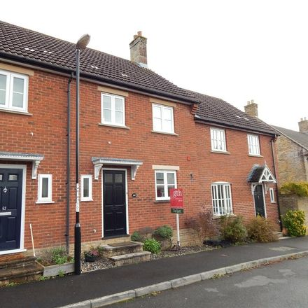 Rent this 3 bed house on Sherborne DT9 4AT