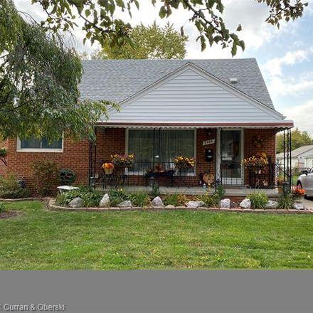 Rent this 3 bed house on McKinley Street in Dearborn, MI 48124