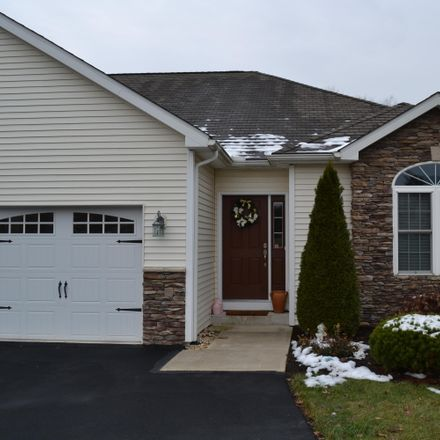 Rent this 2 bed townhouse on 25 Somerset Drive in Hanover Township, PA 18706