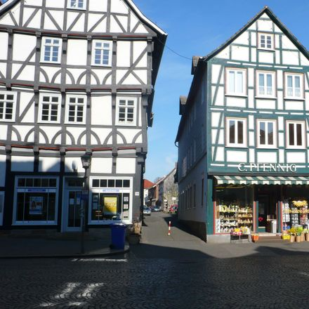 Rent this 3 bed apartment on Fritzlar in HESSE, DE