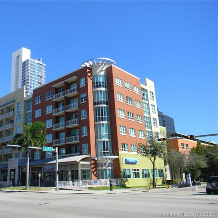 Rent this 1 bed loft on The Daily Creative Food Co. in 2001 Biscayne Boulevard, Miami