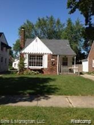 Rent this 3 bed house on 1890 Oxford Road in Grosse Pointe Woods, MI 48236