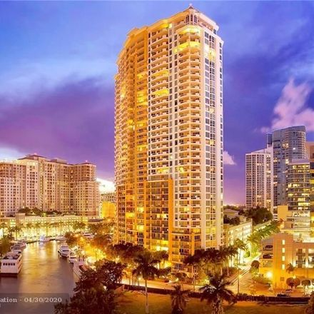 Rent this 2 bed condo on N New River Dr E in Fort Lauderdale, FL