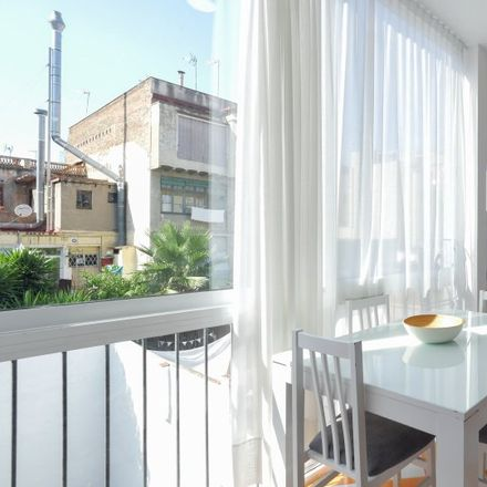 Rent this 3 bed apartment on Carrer de Terol in 17, 08012 Barcelona