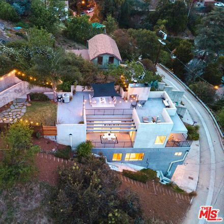 Rent this 3 bed house on 473 Quail Drive in Los Angeles, CA 90065