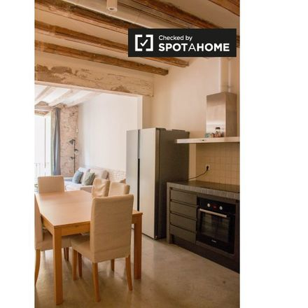 Rent this 2 bed apartment on MH Apartaments Ramblas in Carrer Nou de la Rambla, 80002 Barcelona