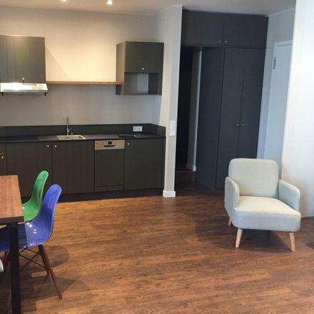Rent this 1 bed apartment on Karpfangerstraße 9 in 20459 Hamburg, Germany