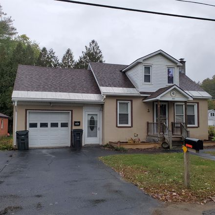 Rent this 2 bed house on 385 West Maple Street in Corinth, NY 12822