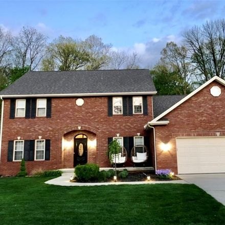Rent this 4 bed house on Prairie Stream Way in Columbus, IN