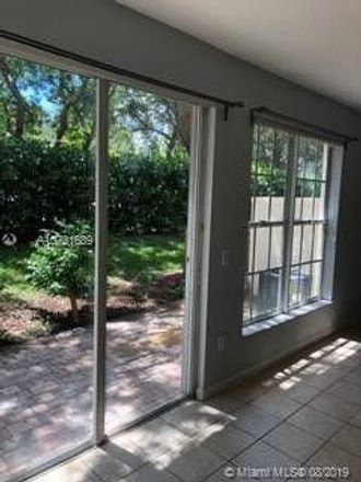 Rent this 1 bed apartment on Wendy's in Northwest 18th Court, Pembroke Pines
