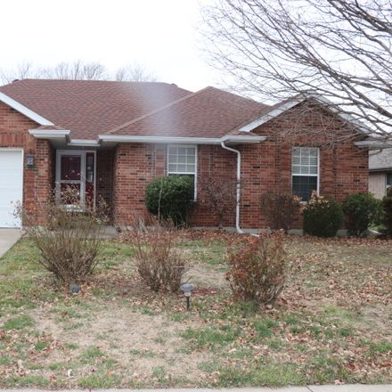 Rent this 3 bed house on 3599 S Lexus Ave in Springfield, MO