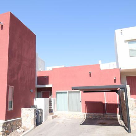 Rent this 3 bed apartment on Camelot Heights Drive in El Paso, TX 79902