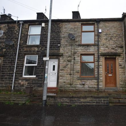 Rent this 2 bed house on Edenfield Road in Rochdale OL11 5TA, United Kingdom