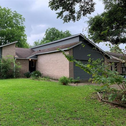 Rent this 3 bed house on 24010 Lone Elm Drive in Spring, TX 77373