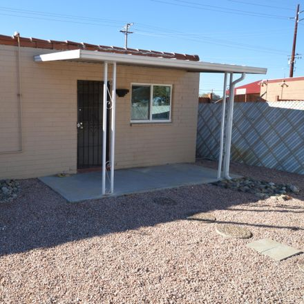 Rent this 1 bed townhouse on 2601 East Fort Lowell Road in Tucson, AZ 85716