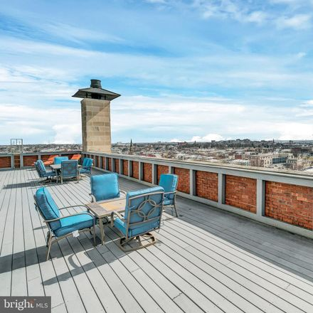 Rent this 2 bed loft on City View Loft in 2315 Saint Paul Street, Baltimore