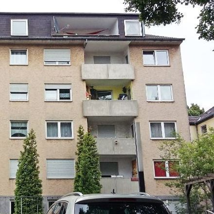 Rent this 1 bed apartment on Westhoffstraße 11 in 44145 Dortmund, Germany