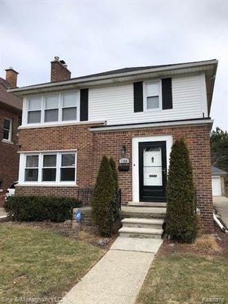 Rent this 2 bed house on Somerset in Grosse Pointe, MI