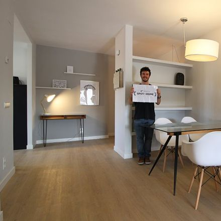 Rent this 2 bed apartment on Calle del Torpedero Tucumán in 28001 Madrid, Spain