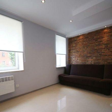 Rent this 1 bed apartment on 1 Maja 162i in 40-233 Katowice, Poland