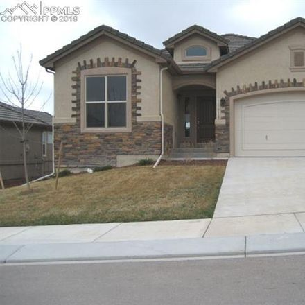 Rent this 4 bed house on 13818 Firefall Court in Colorado Springs, CO 80921
