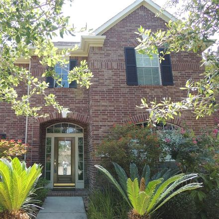 Rent this 5 bed house on Ballina Canyon Lane in Harris County, TX 77041