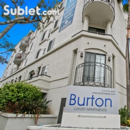 Rent this 1 bed apartment on 8680 Burton Way in Los Angeles, CA 90048