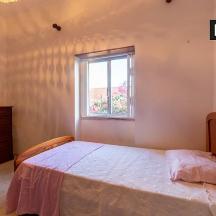Rent this 3 bed apartment on Rua da Guarda Nacional Republicana in 1349-016 Lisbon, Portugal