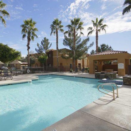 Rent this 1 bed apartment on North Rio Vista Boulevard in Peoria, AZ 82381