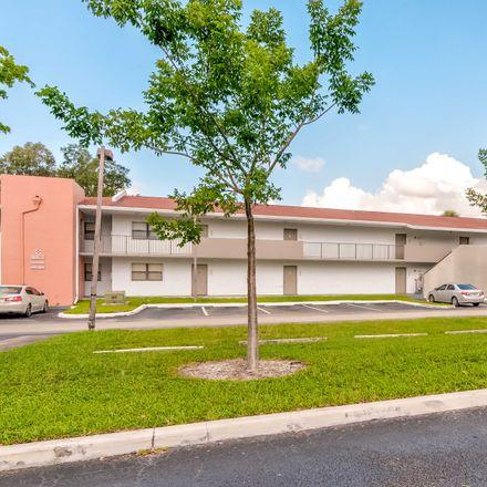 Rent this 2 bed apartment on 5878 Northwest 46th Terrace in Tamarac, FL 33319