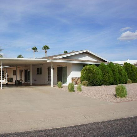 Rent this 1 bed apartment on 5308 East Boise Street in Mesa, AZ 85205