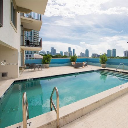 Rent this 1 bed condo on 2701 Southwest 3rd Avenue in Miami, FL 33129