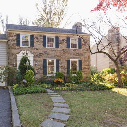 Rent this 4 bed house on 56 Allendale Rd in Wynnewood, PA