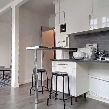 Rent this 1 bed apartment on Rue du Renard in 76000 Rouen, France