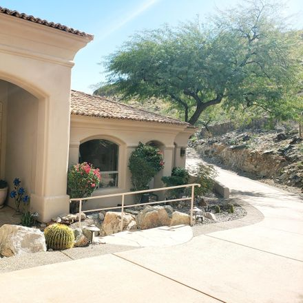Rent this 5 bed house on 5750 East Quartz Mountain Road in Paradise Valley, AZ 85253