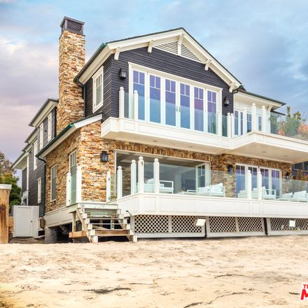 Rent this 5 bed house on Malibu Colony Road in Malibu, CA 90265-4797