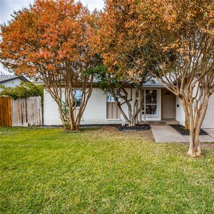 Rent this 3 bed house on 1510 Fannin Drive in Carrollton, TX 75006