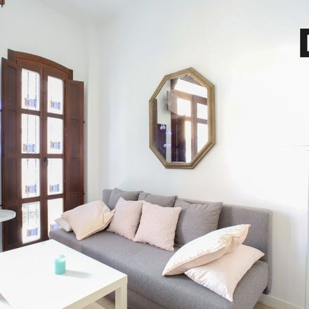 Rent this 0 bed apartment on Carrer de Joan Mercader in 22, 46011 Valencia