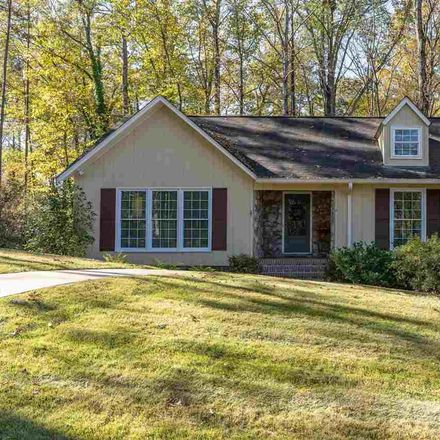 Rent this 3 bed house on 2006 Crossridge Lane in Hoover, AL 35244